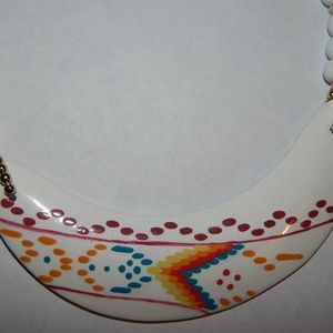 Unbranded Jewelry - Necklace 2 White Beaded Surf Beach Plastic